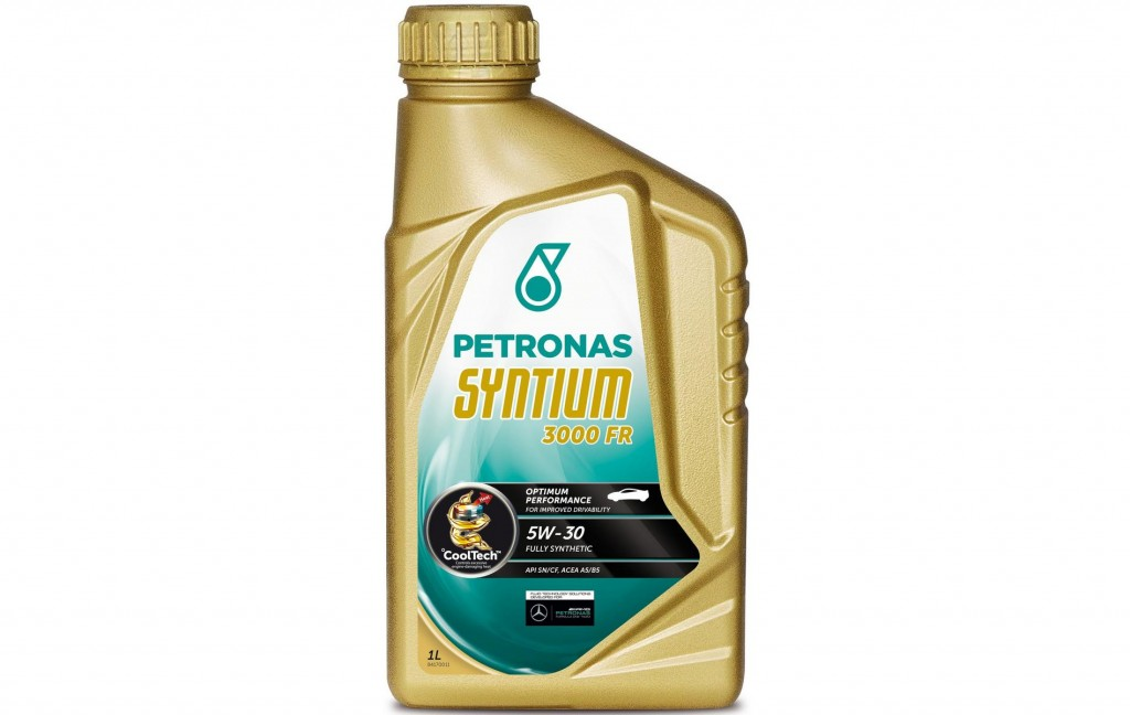 5W30 PETRONAS 3000 FR